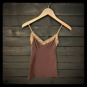 Free People knit cami